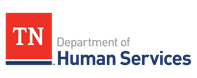 TN Department of Human Services Vocational Rehabilitation logo